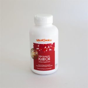 Vital Choice Wild Antarctic Krill Oil Supplement