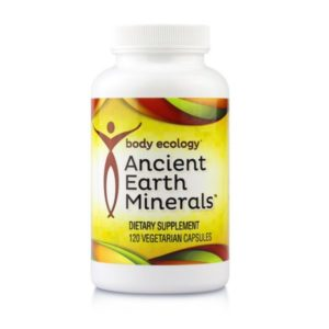 Body Ecology Ancient Earth Minerals Mineral Supplements