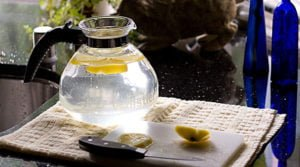 Why You Should Drink Warm Water And Lemon