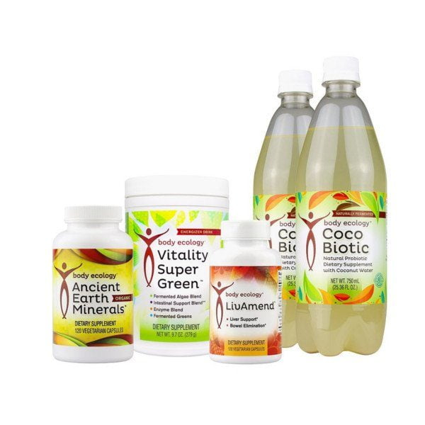 body ecology cleanse kit