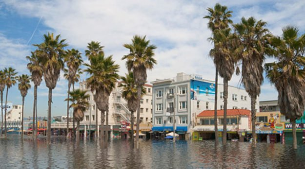 WATCH: What The West Coast Will Look Like After Climate Change