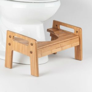 Squatty Potty Tao Bamboo Adjustablef