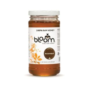 Bloom's Pure Raw Artisanal Honey
