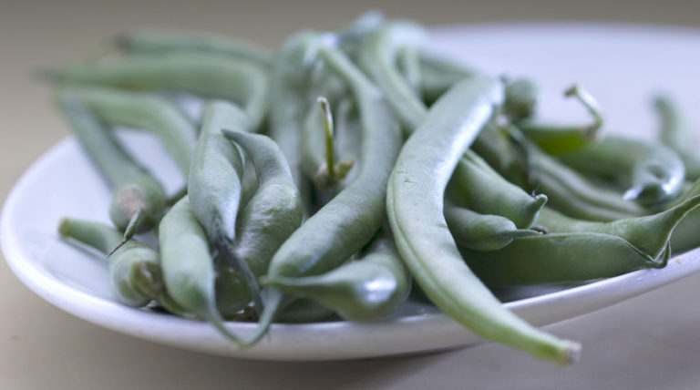 Quick And Simple Green Beans