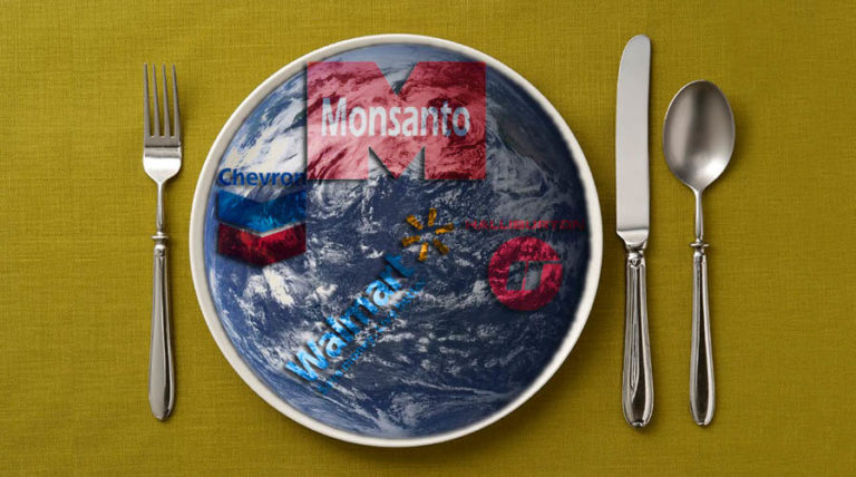 TTIP: 600 Corporations To Define What We Eat
