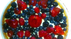 The Extraordinary Berry Tart