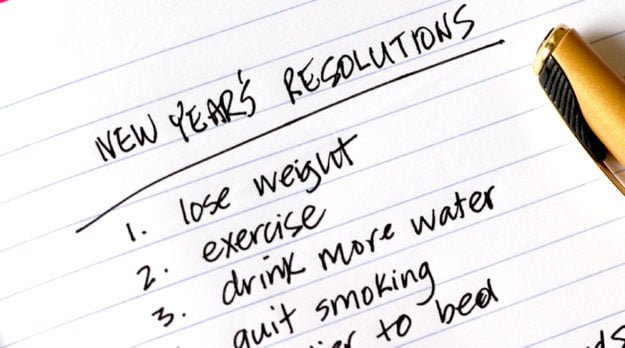 4 Ways To Succeed With Your New Year Resolutions