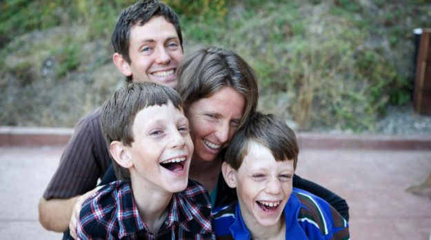 Our Twins Have Autism, And We're Participating In A Miracle