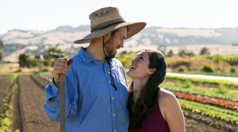 From Soil With Love: Can We Sustain Young Farmers?
