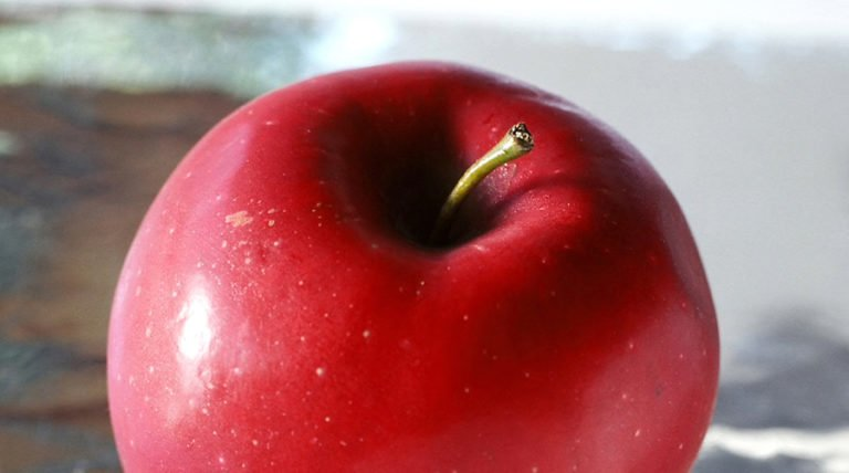An American Apple A Day Will Bring The Doctor Your Way