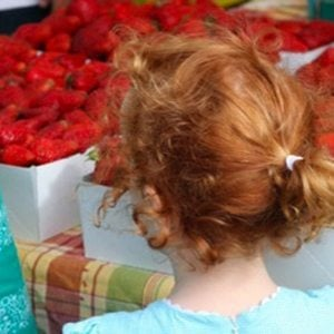 kids farmers market