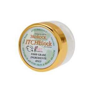 Antibacterial 3rd Rock Itchblock
