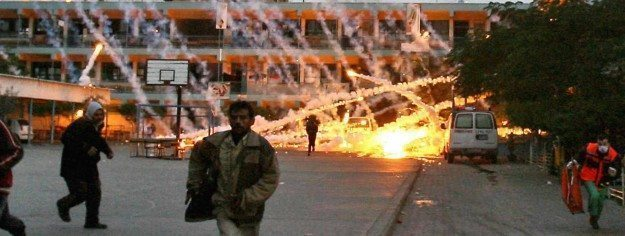 White Phosphorus: Brought To You By…