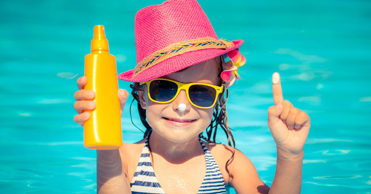 What's the best sunscreen for babies? Conventional sunscreen contains harmful chemicals. Protect yourself and your baby with natural sunscreen.