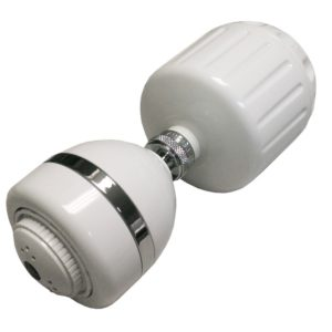 Clean Water Revival High Output Shower Filter W/Massage