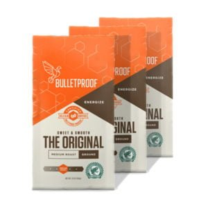 BulletProof Ground Coffee 3-pack
