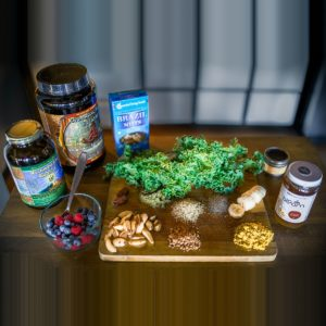 Superfood Smoothie Package: Great Tasting Organic Weight Management