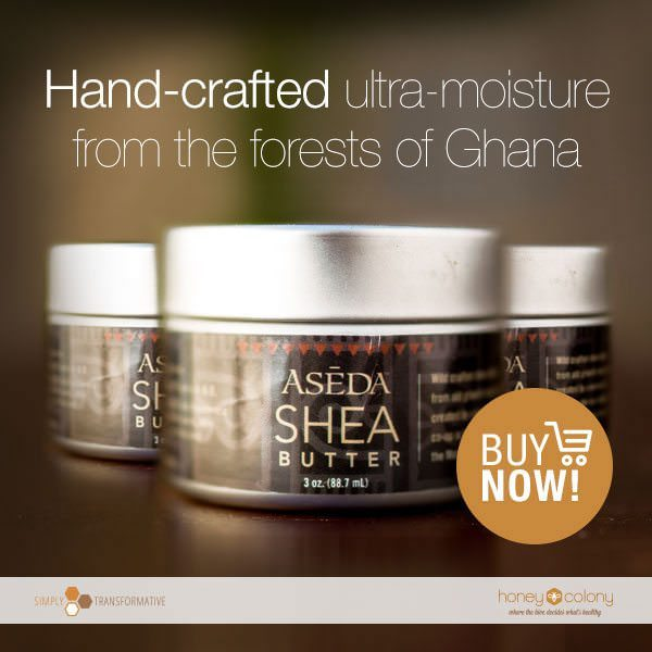 benefits of shea butter