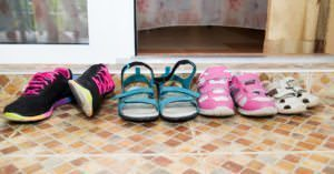 3 Compelling Reasons To Take Your Shoes Off At The Door