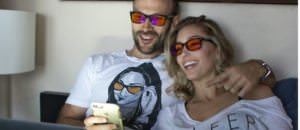 Blue Light Blocker Glasses Restored One Man's Sleep