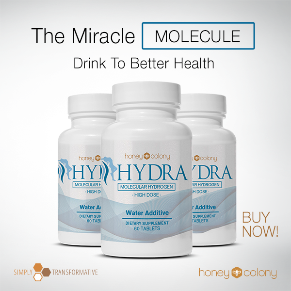 molecular hydrogen supplement