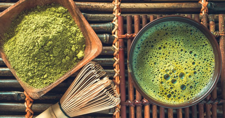 Green Tea Matcha: 10 Reasons Why You Oughtta Try it