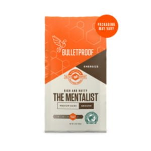 Bulletproof The Mentalist Dark Roast Ground Coffee