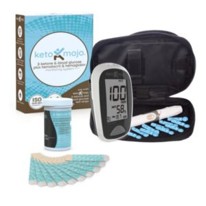 Keto-Mojo Ketone And Glucose Test Meter — Founders Club Kit