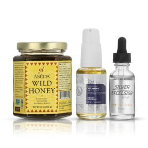 All-Natural Flu Immunity Booster Bundle