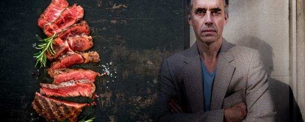The Real Reason Jordan Peterson Became A Meat Head