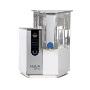 AquaTru® Reverse Osmosis Water Filter