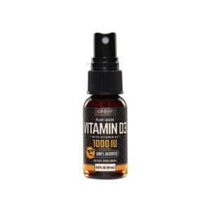 Onnit Vitamin D3 Spray W/ Vitamin K2 In MCT Oil
