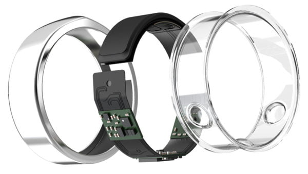 oura ring components