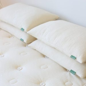 Avocado Green Pillows