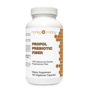 prebiotic supplement that gets rid of black mold