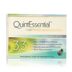 QuintEssential® 3.3 30 Amps: Trace Elements