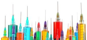 syringes for vaccinations