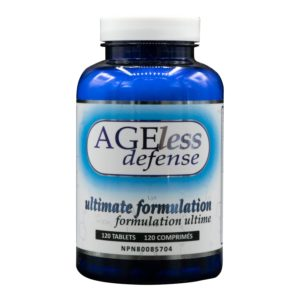 ageless defense supplement