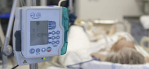 Patients on ventilators