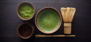 Benefits of matcha